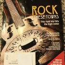 AAA Traveler World Magazine March - April 2018  Rock These Towns