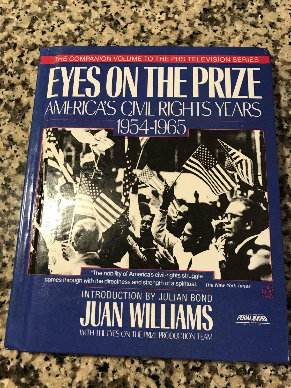 Eyes on the Prize (Penguin Books for History: U.S.) [paperback] Williams [Nov 26, 1999]