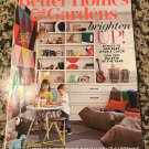 Better Homes And Gardens Magazine April 2017 - Brighten Up!