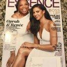 Essence Magazine (April, 2017) Oprah Winfrey & Renée Elise Goldsberry Cover
