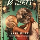Variety Magazine August 22, 2017   Fair Play