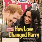 People Magazine April 16, 2018 Prince Harry How Love Changed Harry
