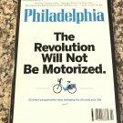 Philadelphia Magazine February 2016 - The Revolution will not be Motorized.