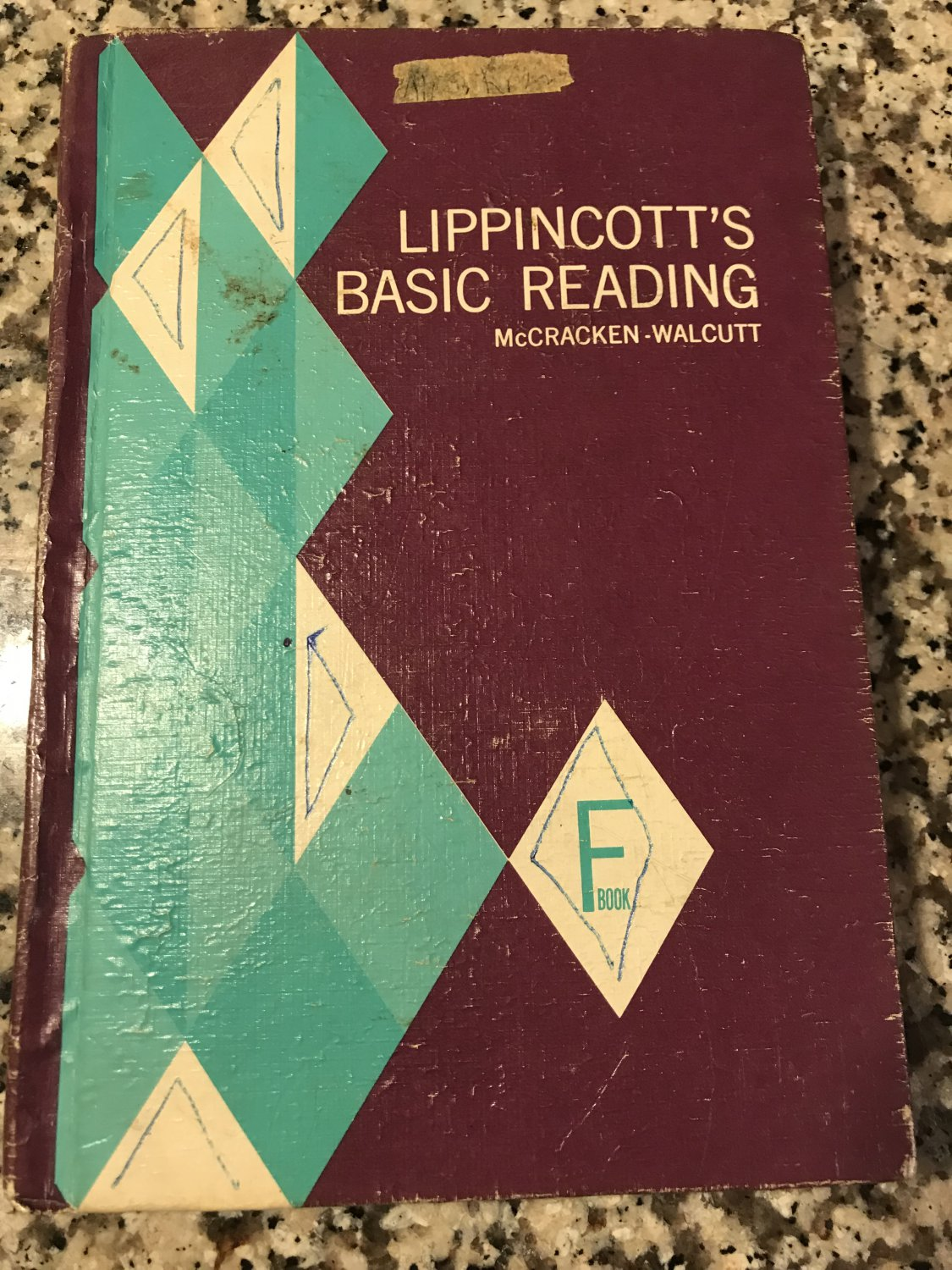 LIPPINCOTT'S BASIC READING [unknown_binding] [Jan 01, 1969]