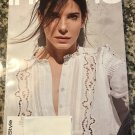 InStyle Magazine - Sandra Bullock Cover - June 2018 Issue