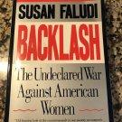 Backlash: The Undeclared War Against American Women [paperback] Faludi, Susan [Sep 06, 1992] …