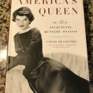 America's Queen: The Life of Jacqueline Kennedy Onassis [hardcover] Bradford, Sarah [Oct 23, 2000]