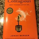 Contagious: Why Things Catch On [hardcover] Berger, Jonah [Mar 05, 2013]