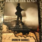 Behind the Lines: Powerful and Revealing American and Foreign War Letters by Carroll [2005]