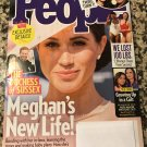 People Magazine (June 11, 2018) The Duchess of Sussex Meghan Markle's New Life 2018
