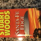 Santa Fe Edge (Ed Eagle Novel) [paperback] Woods, Stuart [Mar 29, 2011]
