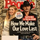 People Magazine  (July 2, 2018) Faith Hill & Tim McGraw
