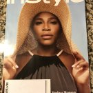 Instyle Magazine August 2018 Serena Williams Cover