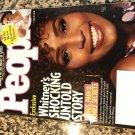 People Magazine   July 23, 2018 Whitney Houston Cover