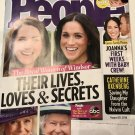 People Magazine (August 20, 2018) The Royal Women of Windsor Cover