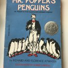 Mr. Popper's Penguins 1966 by Richard Atwater and Florence Atwater