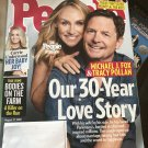 People August 27, 2018 Michael J Fox & Tracy Pollan - Our 30-Year Love Story