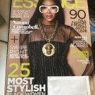 Essence Magazine September 2018   Naomi Campbell – Most Stylish Black Women