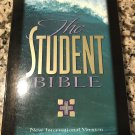 NIV Student Bible Compact Edition Oct 1996 by Philip Yancey and Tim Stafford
