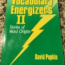 Vocabulary Energizers II: Stories of Word OriginsAug 1, 1990 by David Popkin