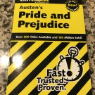 CliffsNotes on Austen's Pride and Prejudice (Cliffsnotes Literature Guides) 2000 by Marie Kalil