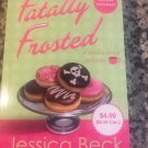 Fatally Frosted: A Donut Shop Mystery Nov 1, 2011 by Jessica Beck