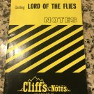 CliffsNotes on Golding's Lord of the Flies (Cliffsnotes Literature Guides) Robert Milch