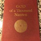 God of a Thousand NamesAug 1, 1993 by Catherine De Vinck