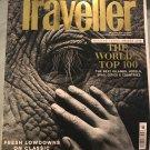 Conde Nast Traveller Magazine October 2018 21st Anniversary Issue Readers' Travel Awards 2018