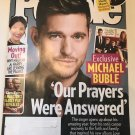People December 10, 2018 Michael Buble 'Our Prayers, Were Answered'