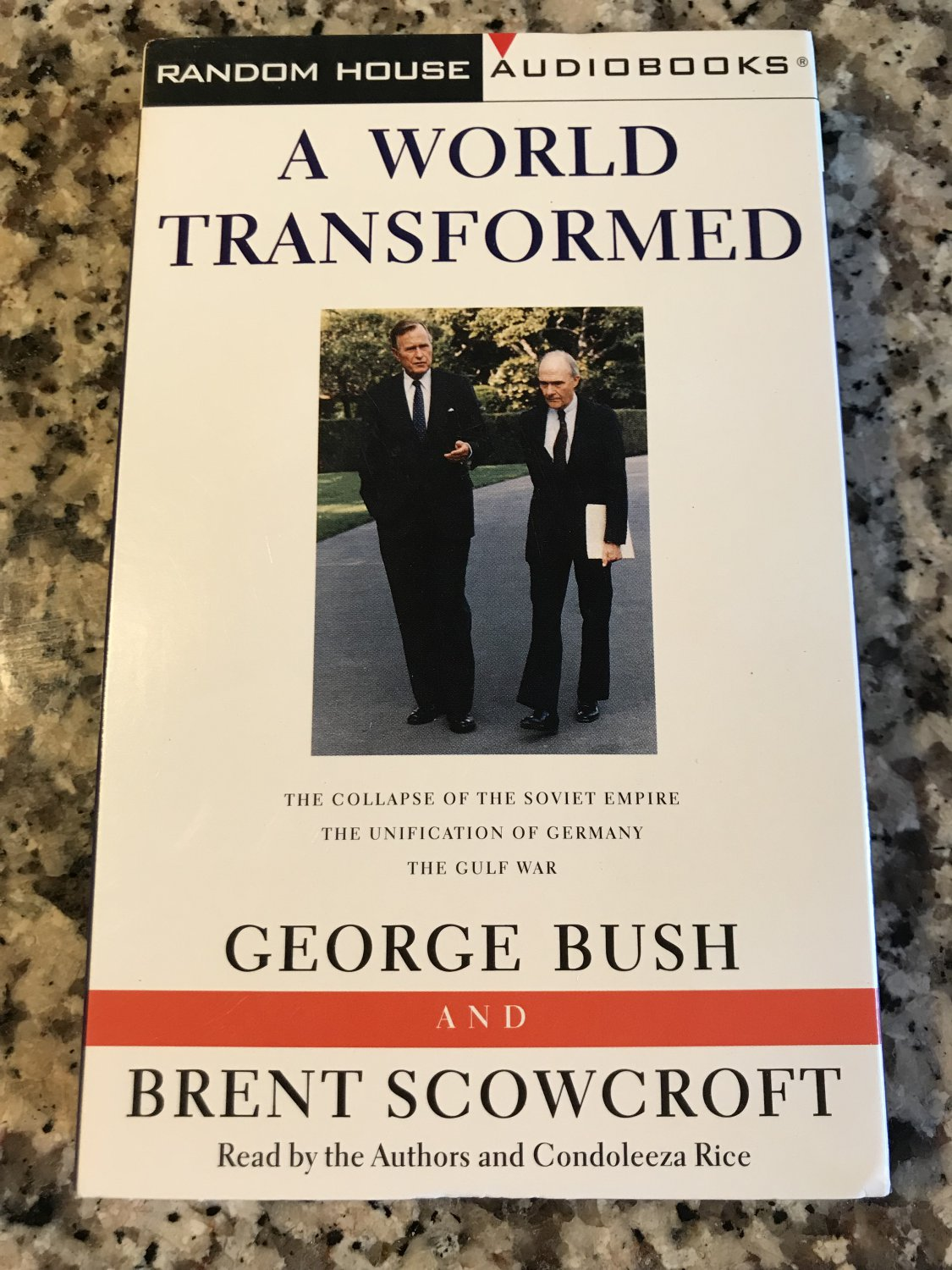 A World Transformed [cassette] Bush, George [Sep 14, 1998]