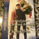 The Firefighter's Christmas Reunion (Sugar Falls, Idaho) Mass Market Paperback – November 20, 2018