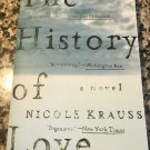 The History of Love Paperback – May 17, 2006 by Nicole Krauss  (Author)