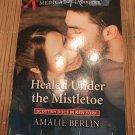 Healed Under the Mistletoe (Scottish Docs in New York Book 2) by Amalie Berlin  | Nov 30, 2018