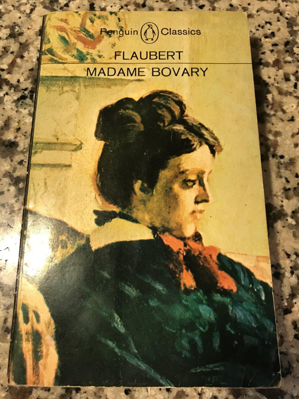 Madame bovary [paperback] Flaubert, G [Jan 01, 1968]
