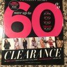 Victoria's Secret Catalog Fall Clearance 2014 Vol. 1