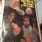 King Arthur : His Knights and Their Ladies Paperback – 1980 by Johanna Johnston