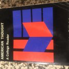 Contemporary American Thought Paperback – January 1, 1968 by Edward W. Johnson (Editor)