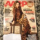 AARP February/March 2020 Shania Twain
