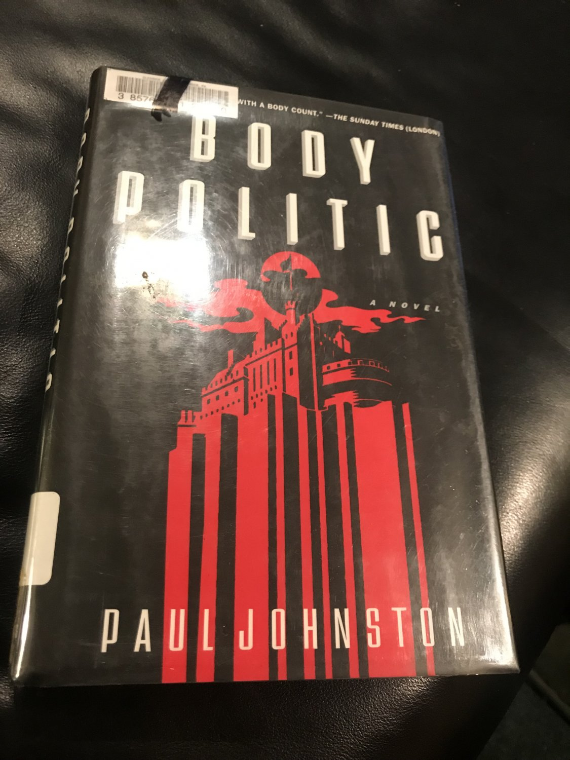 Body Politic Hardcover � August 1, 1999 by Paul Johnston