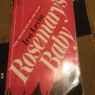 Rosemary's Baby Mass Market Paperback – 1968 by Ira Levin  (Author)