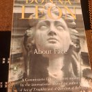 About Face (Commissario Guido Brunetti Mystery) Paperback – 2010 by Donna Leon