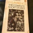 The Complete Short Stories, Volume Two Paperback – September 30, 1976 by D. H. Lawrence