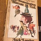 The Assassination Bureau Ltd. -Paperback – 1969 by Robert L. London, Jack; Fish