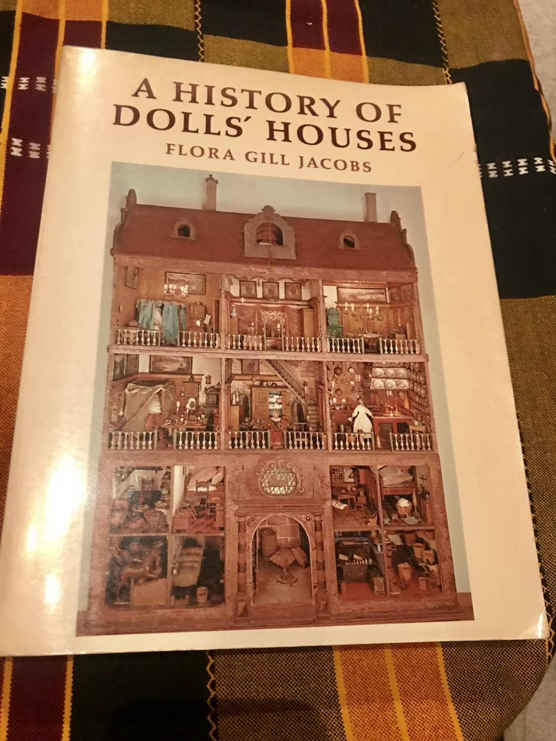 A History of Dolls' Houses Later Edition Edition by F. G. Jacobs (Author)