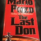 The Last Don: A Novel Mass Market Paperback – January 29, 1997 by Mario Puzo