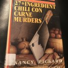 The 27 Ingredient Chili Con Carne Murders: Based on Characters by Virginia Rich