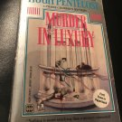 Murder In Luxury [paperback] Hugh Pentecost [Mar 01, 1991]