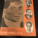 PERISCOPE. BLACK PRESBYTERIANISM: Yesterday, Today and Tomorrow. 175 Years of Ministry 1807-1982