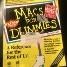 Macs for Dummies Paperback – January 1, 1992 by David Pogue  (Author)
